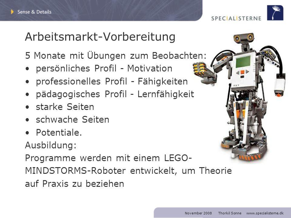 Anerkennungen Autismus Dänemark Preis 2004