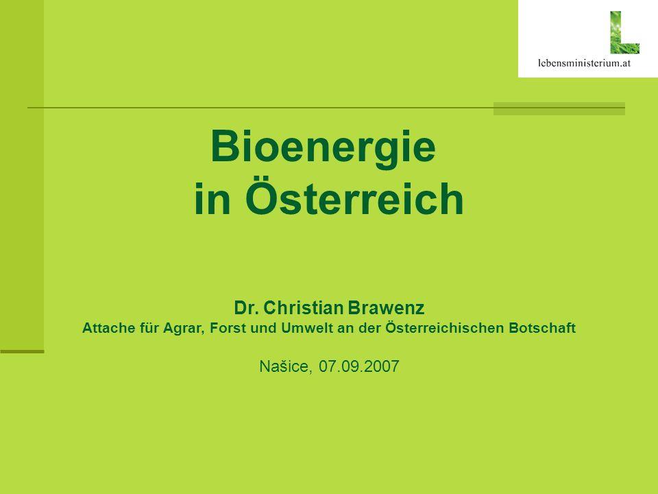 Attache für Agrar, Forst und Umwelt an der Österreichischen Botschaft