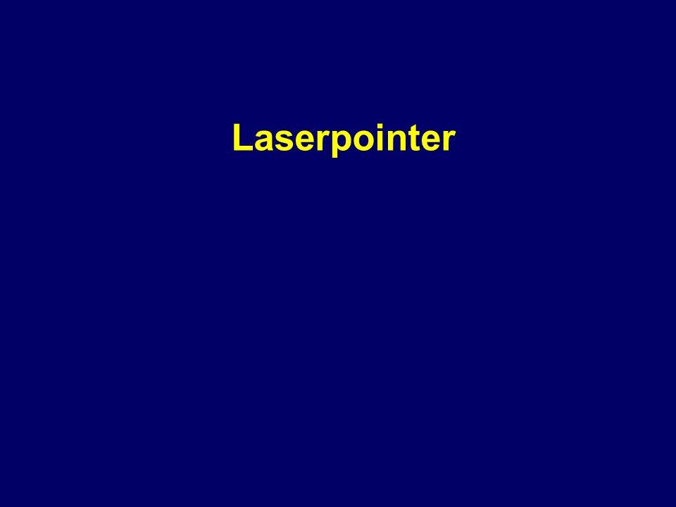 Laserpointer neu