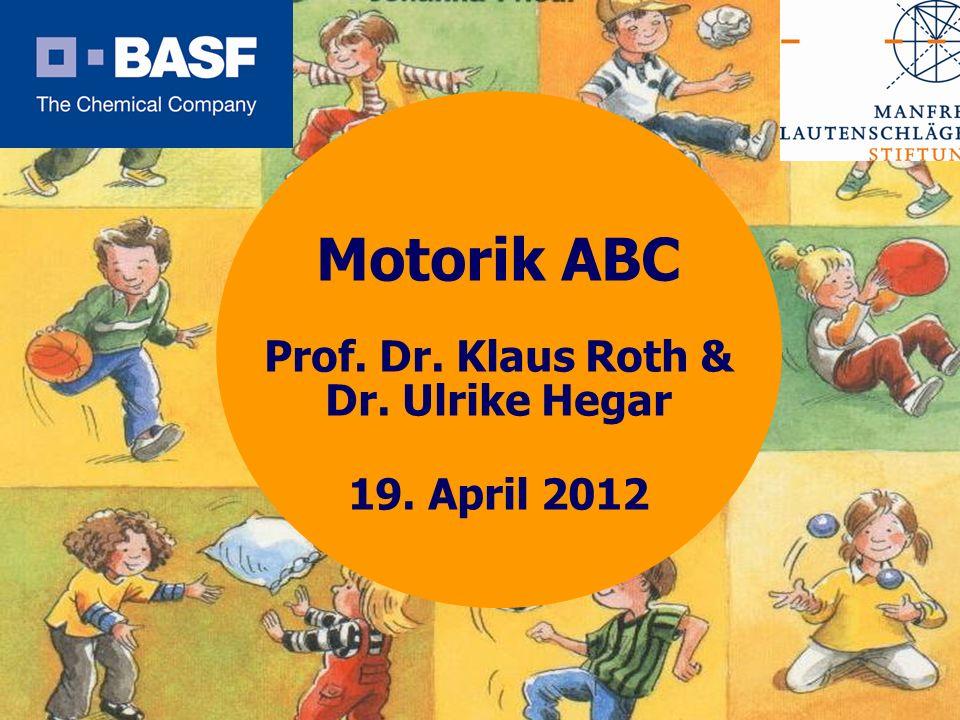 Prof. Dr. Klaus Roth & Dr. Ulrike Hegar