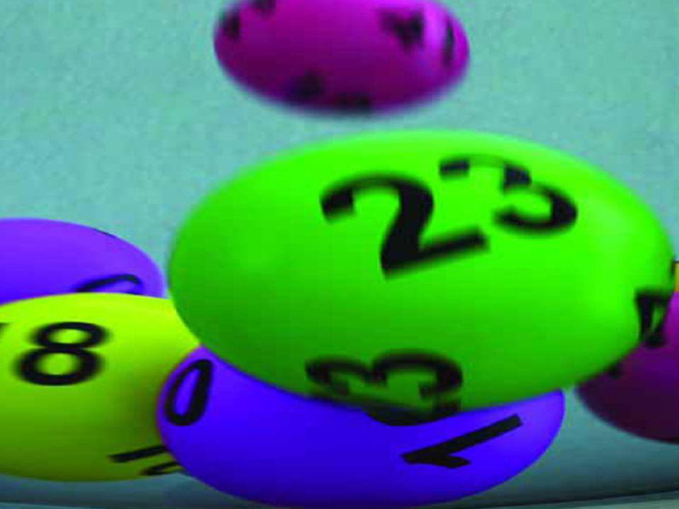 Lottovorhersage Zuschauer wählt Farbreihenfolge.