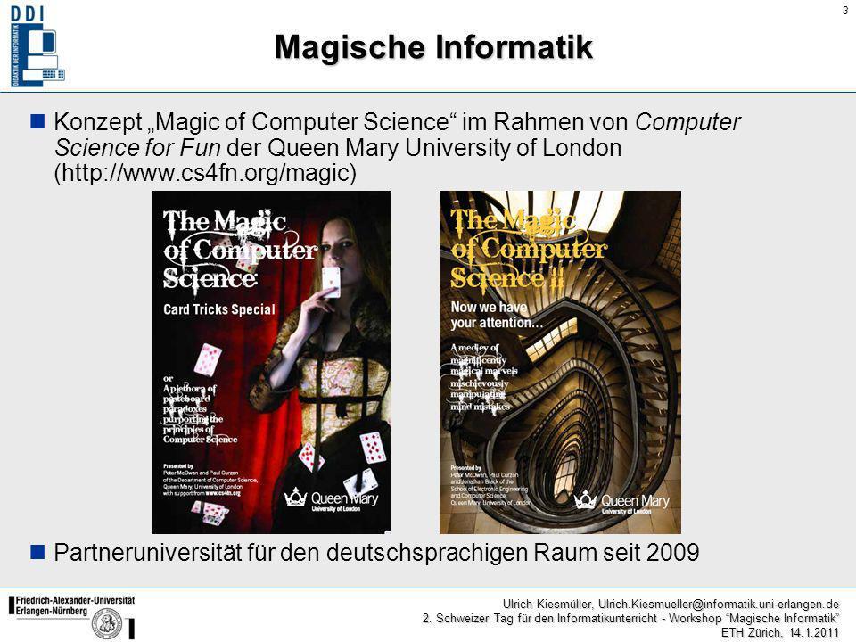 Magische Informatik