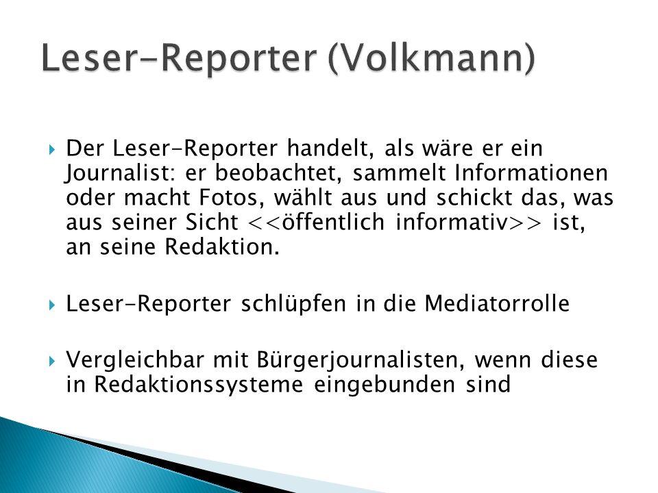 Leser-Reporter (Volkmann)