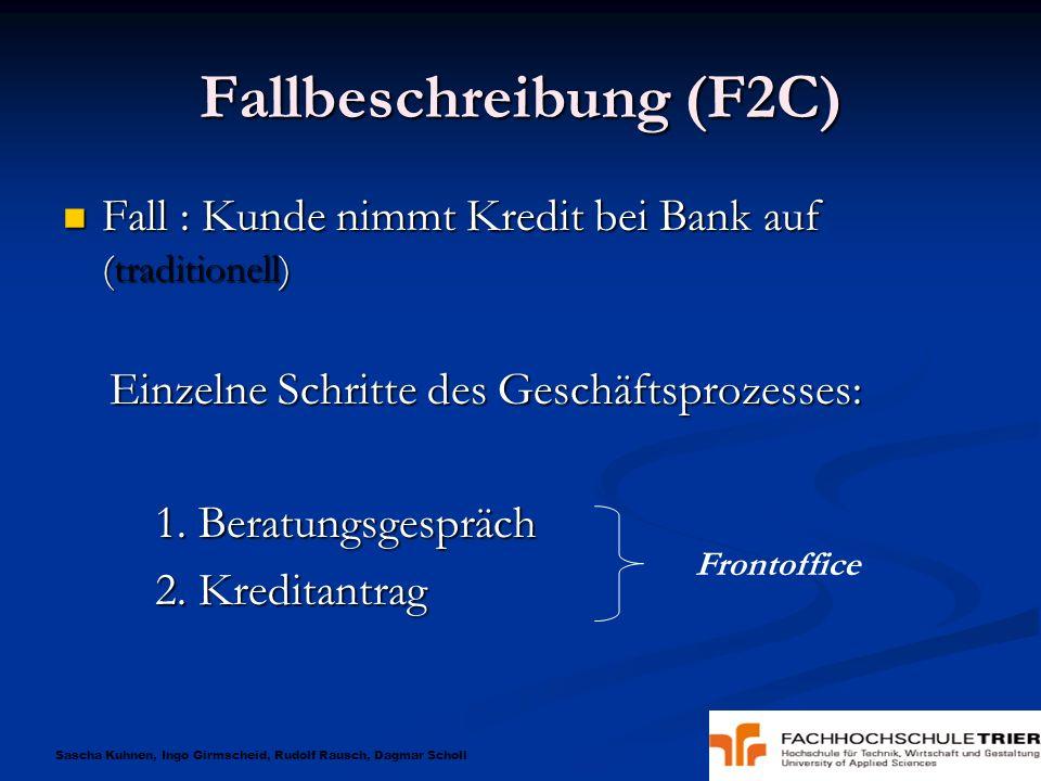 Fallbeschreibung (F2C)