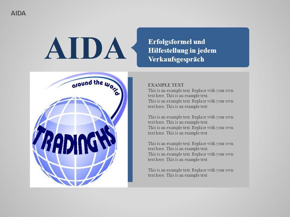 AIDA AIDA Erfolgsformel und Hilfestellung in jedem Verkaufsgespräch