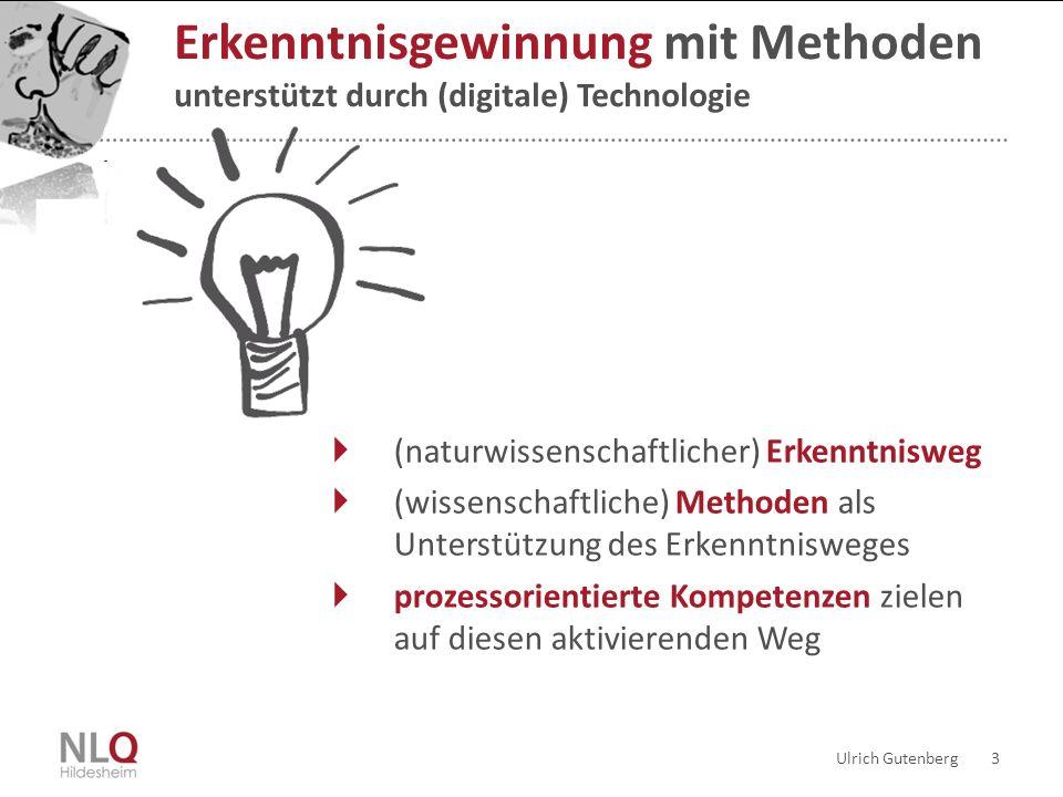 Erkenntnisgewinnung mit Methoden