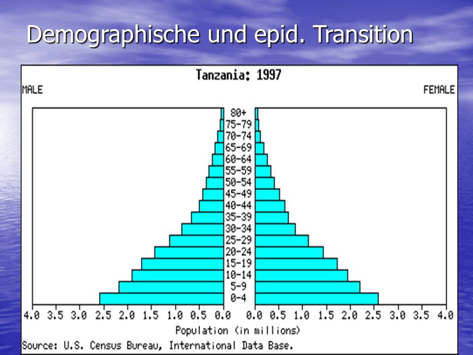 Demographische und epid. Transition