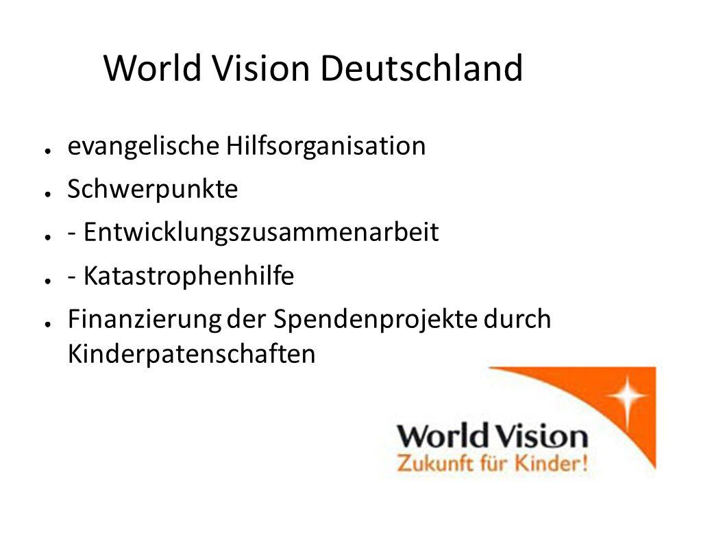 World Vision Deutschland