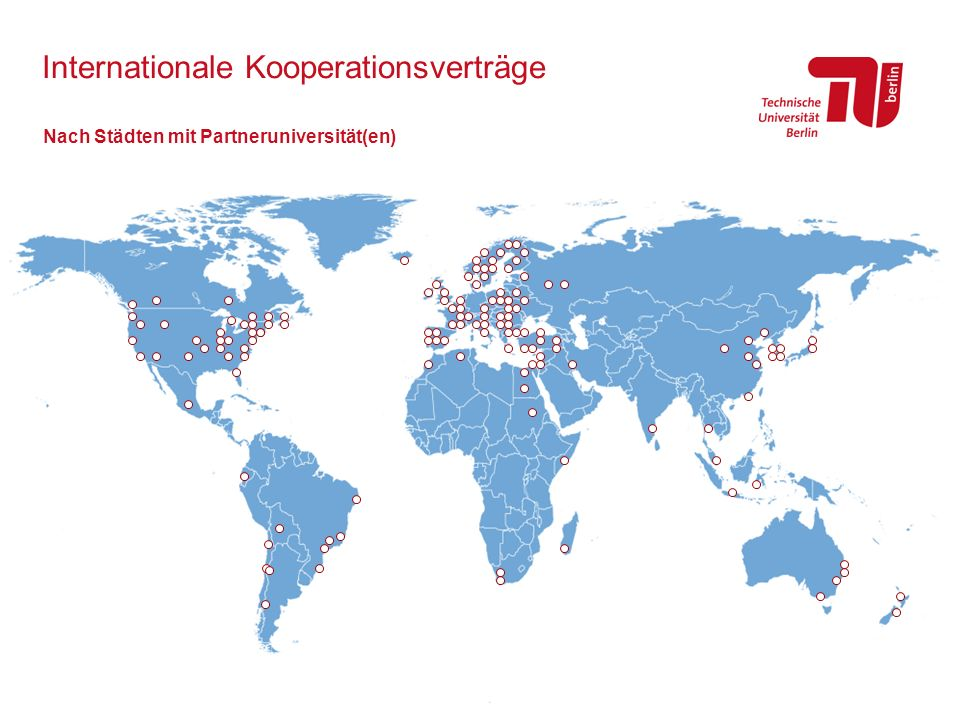 Internationale Kooperationsverträge