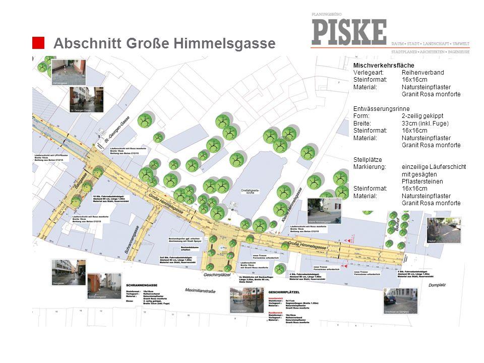 Abschnitt Große Himmelsgasse