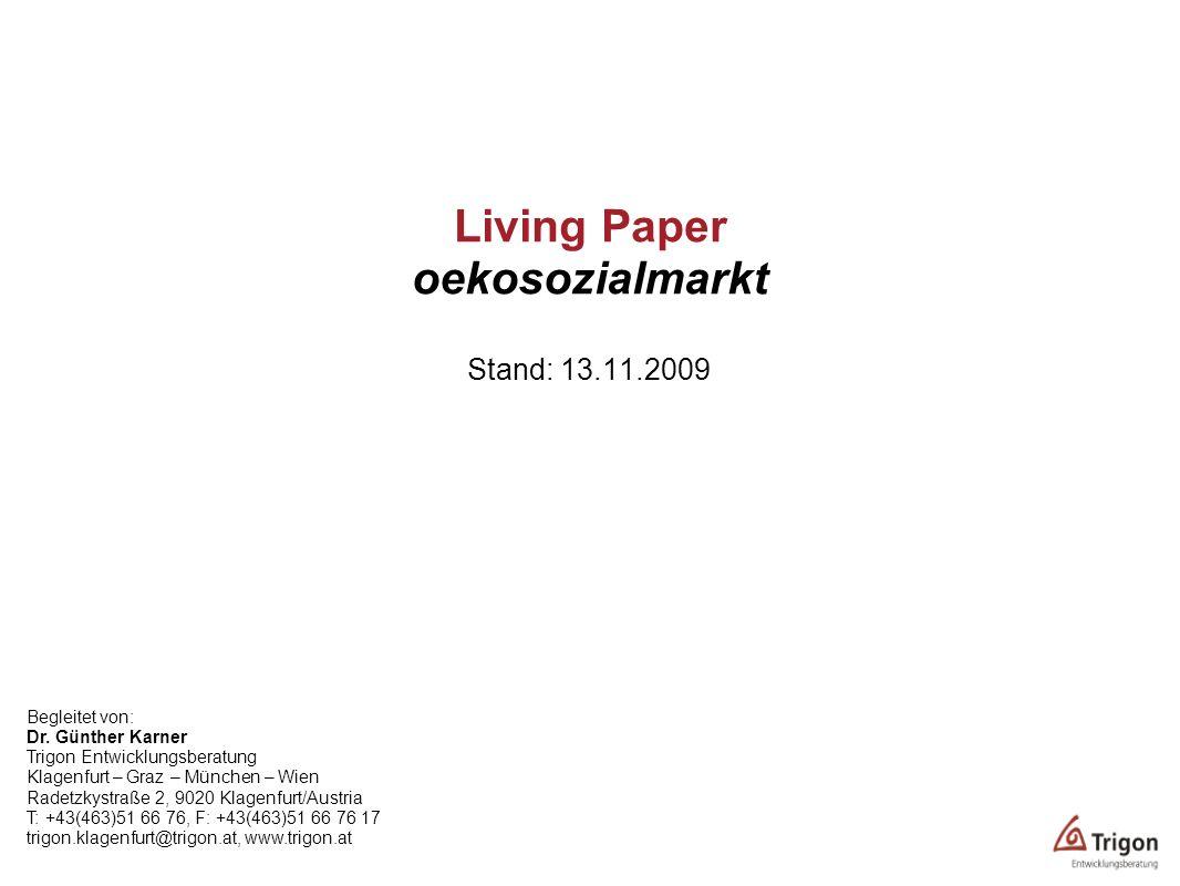 Living Paper oekosozialmarkt