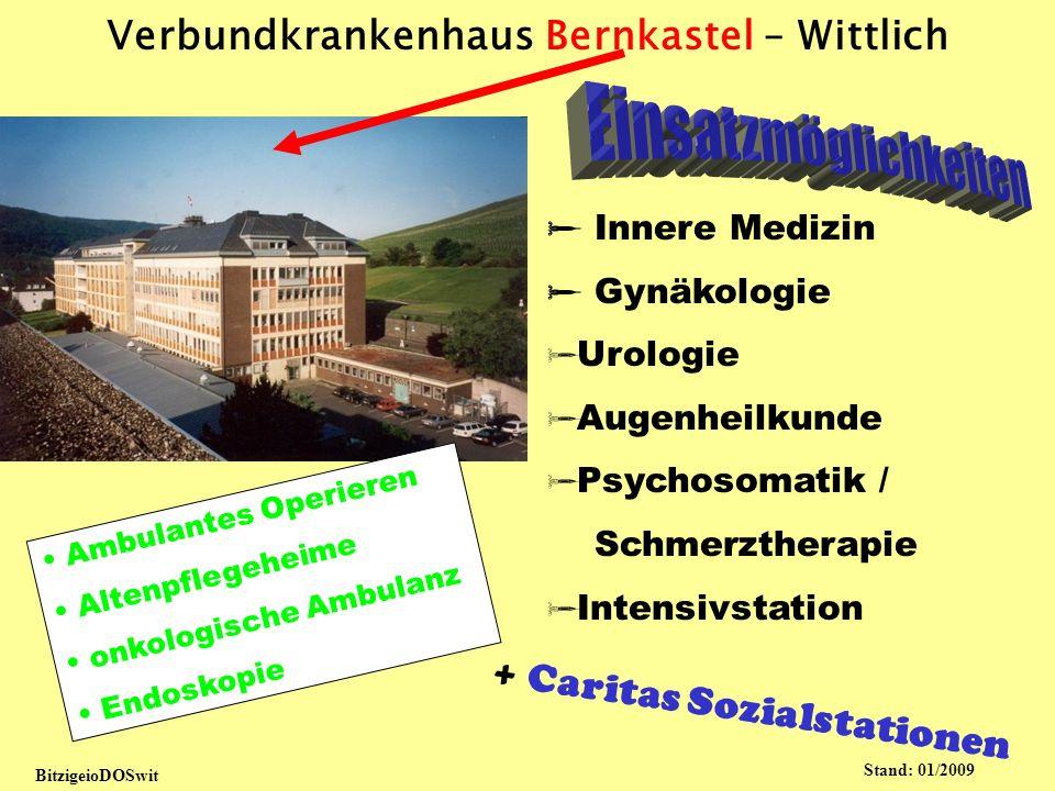 Verbundkrankenhaus Bernkastel – Wittlich