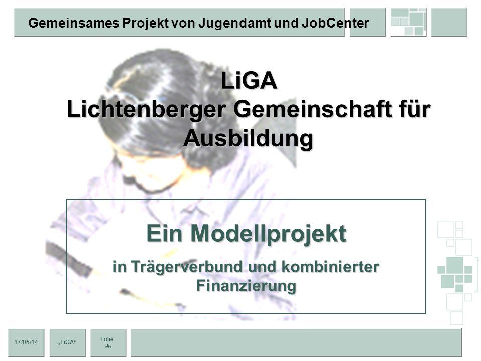 LiGA Lichtenberger Gemeinschaft für Ausbildung