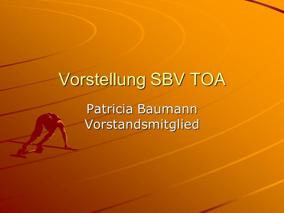 Patricia Baumann Vorstandsmitglied