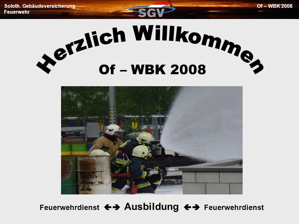 Herzlich Willkommen Of – WBK 2008