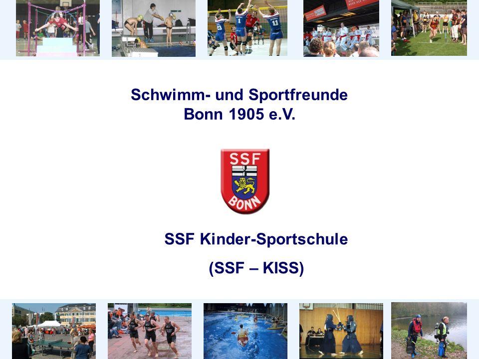 Schwimm- und Sportfreunde Bonn 1905 e.V. SSF Kinder-Sportschule
