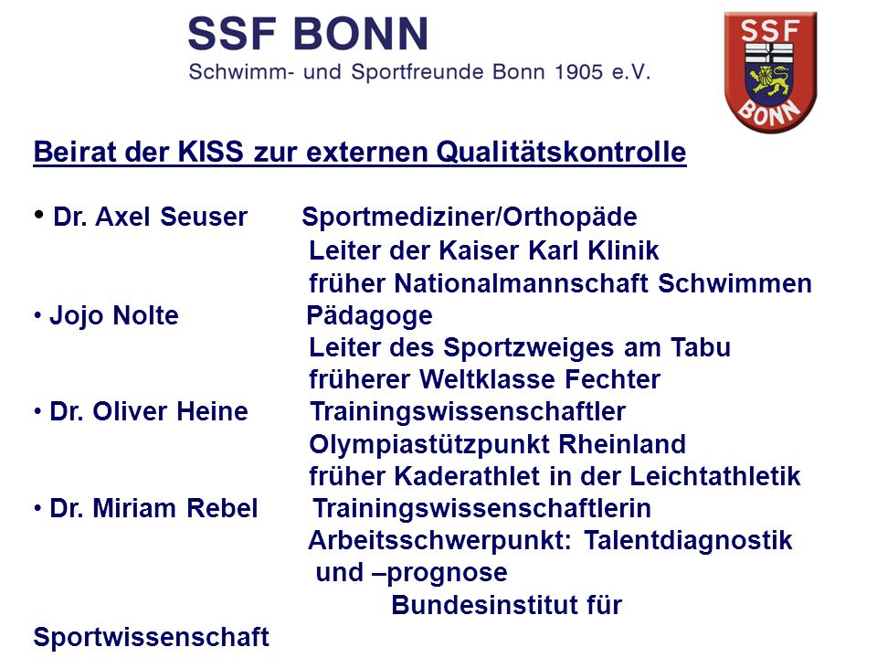Dr. Axel Seuser Sportmediziner/Orthopäde