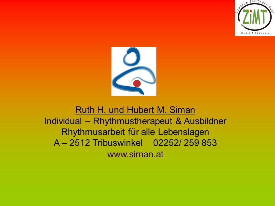 Ruth H. und Hubert M. Siman