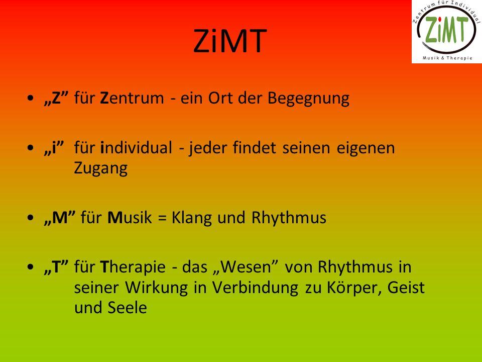 """ZiMT """"Z für Zentrum - ein Ort der Begegnung"""