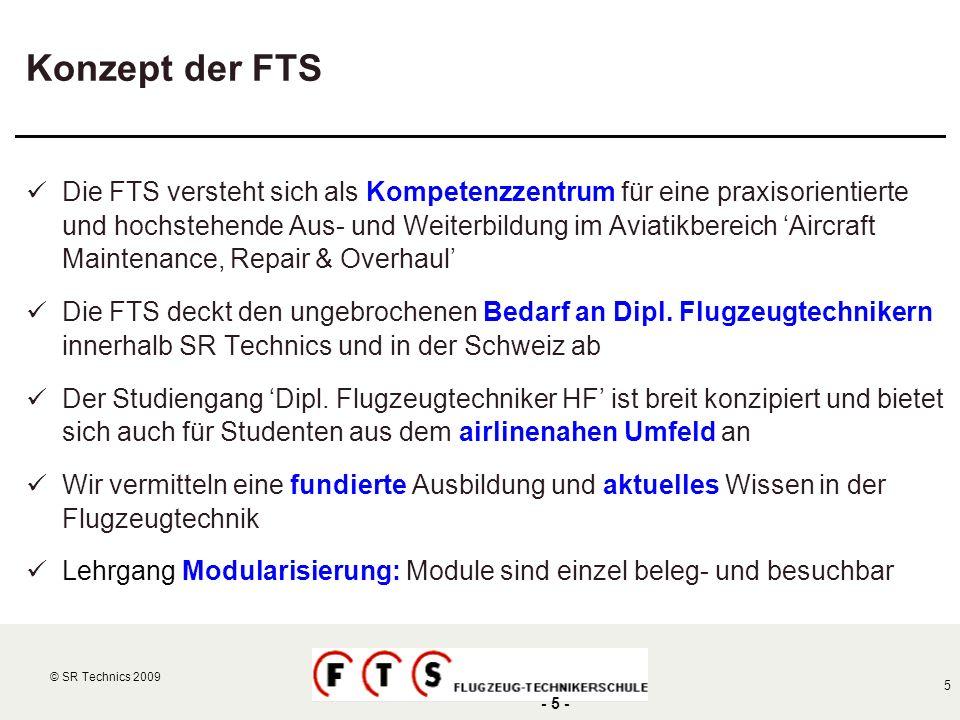 Konzept der FTS