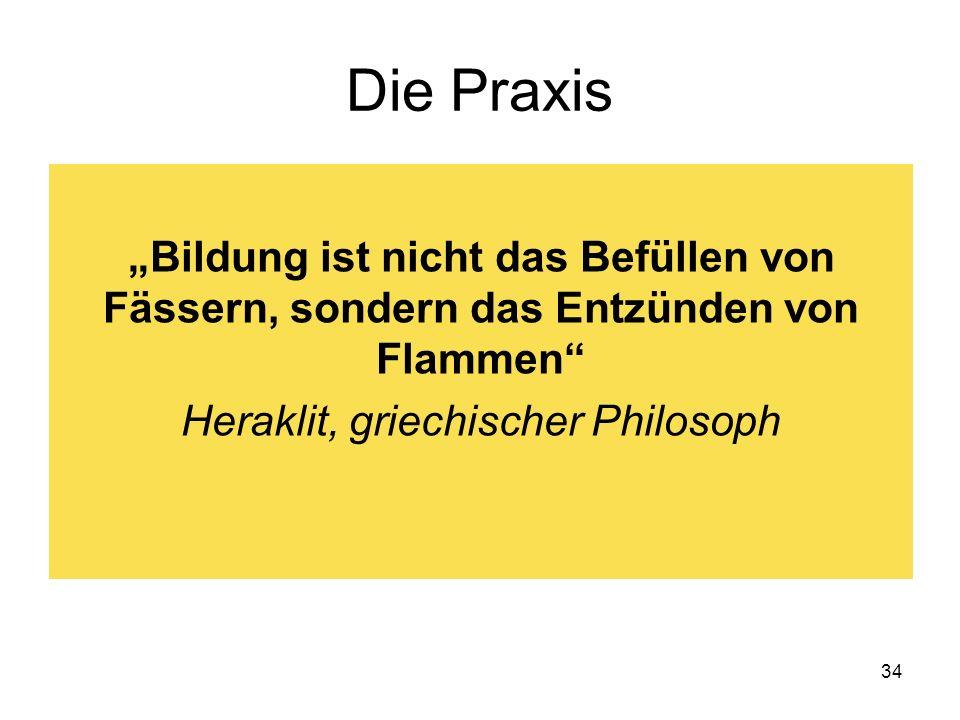 Heraklit, griechischer Philosoph