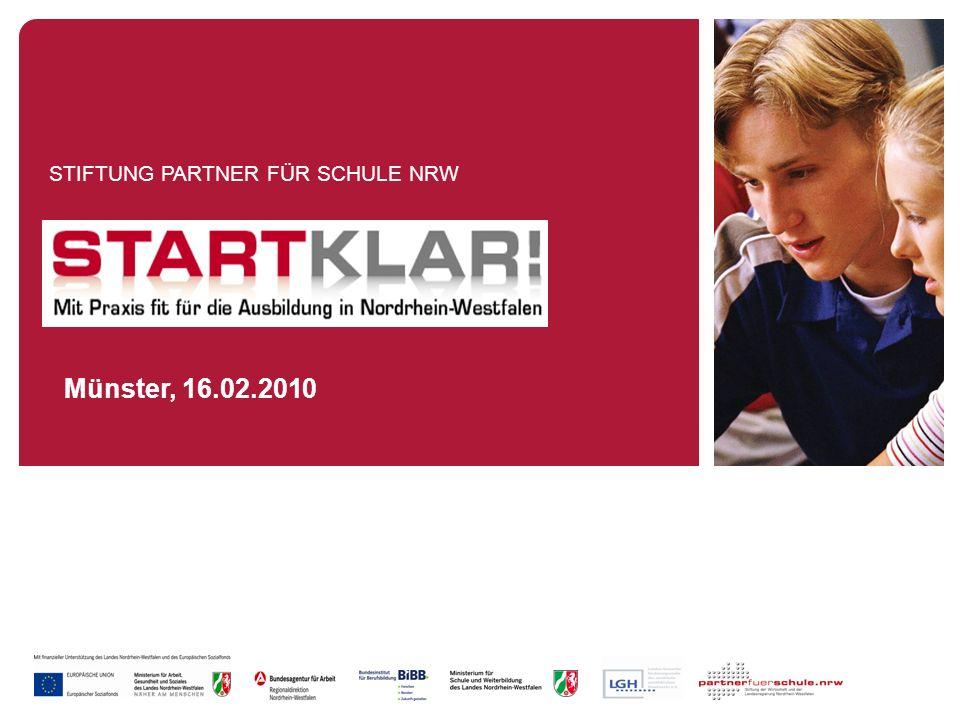 Münster, 16.02.2010 Chancen und Möglichkeiten praktischen Lernens in Schule. Erfahrungen von Praxisstationen ins Schulsystem zu übernehmen.