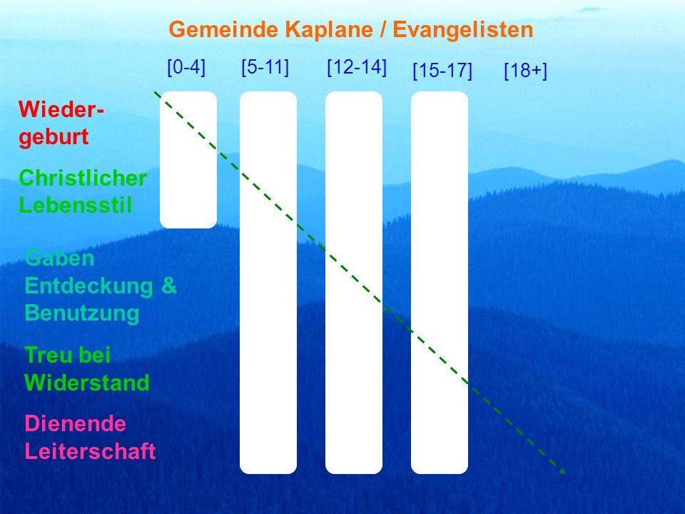 Gemeinde Kaplane / Evangelisten