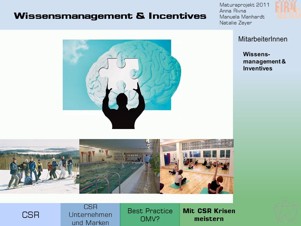 Wissensmanagement & Incentives