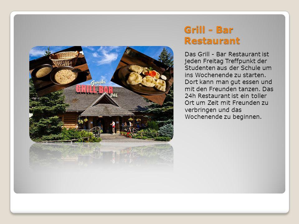 Grill - Bar Restaurant