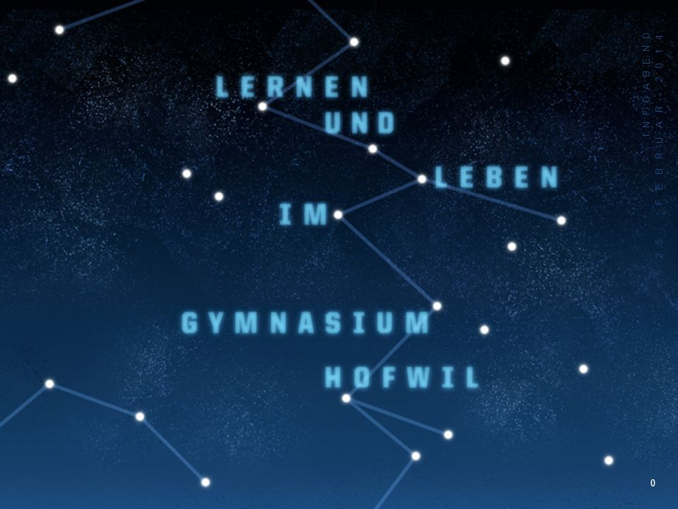 Talentförderung Gymnasium Hofwil