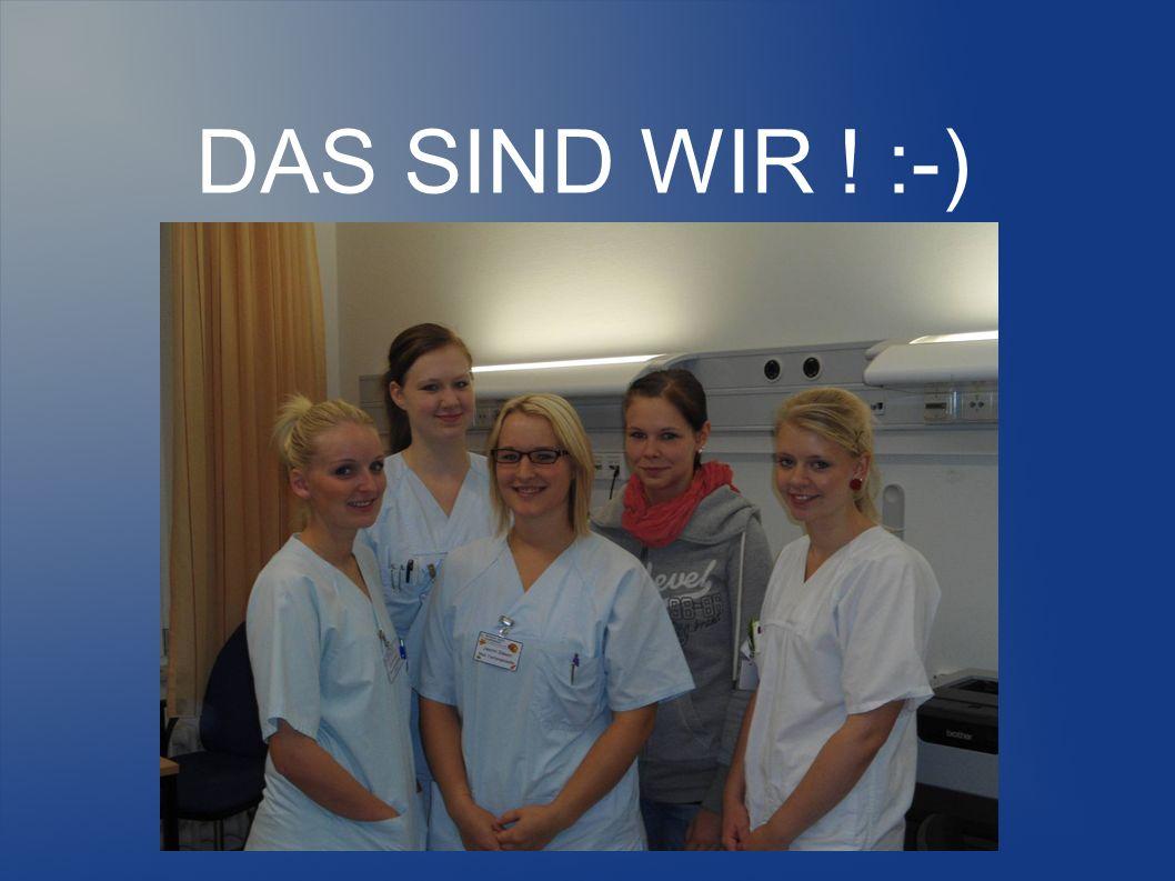 DAS SIND WIR ! :-)