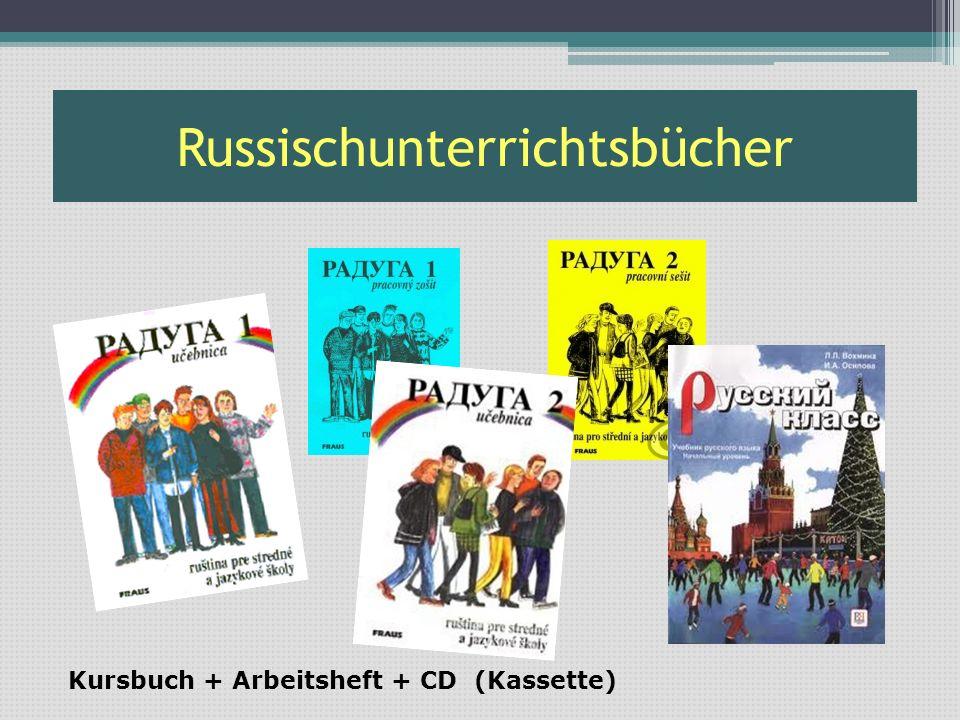 Russischunterrichtsbücher