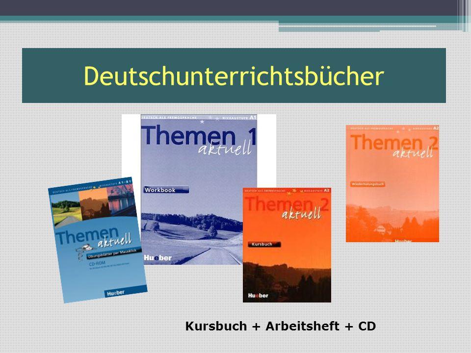 Deutschunterrichtsbücher