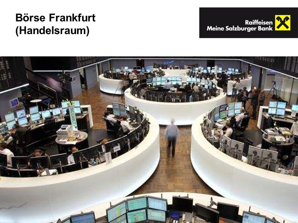 Börse Frankfurt (Handelsraum)