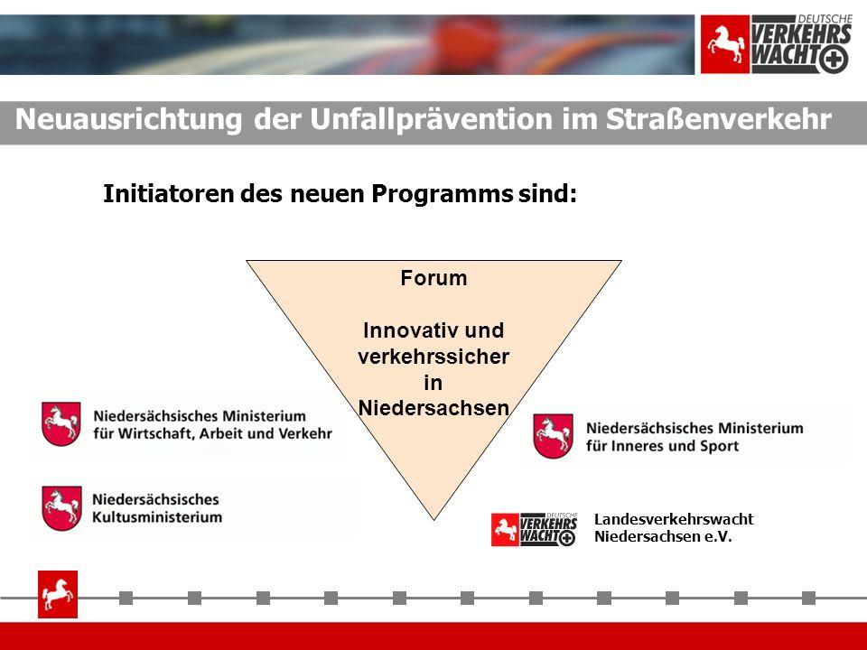 Innovativ und verkehrssicher in Niedersachsen