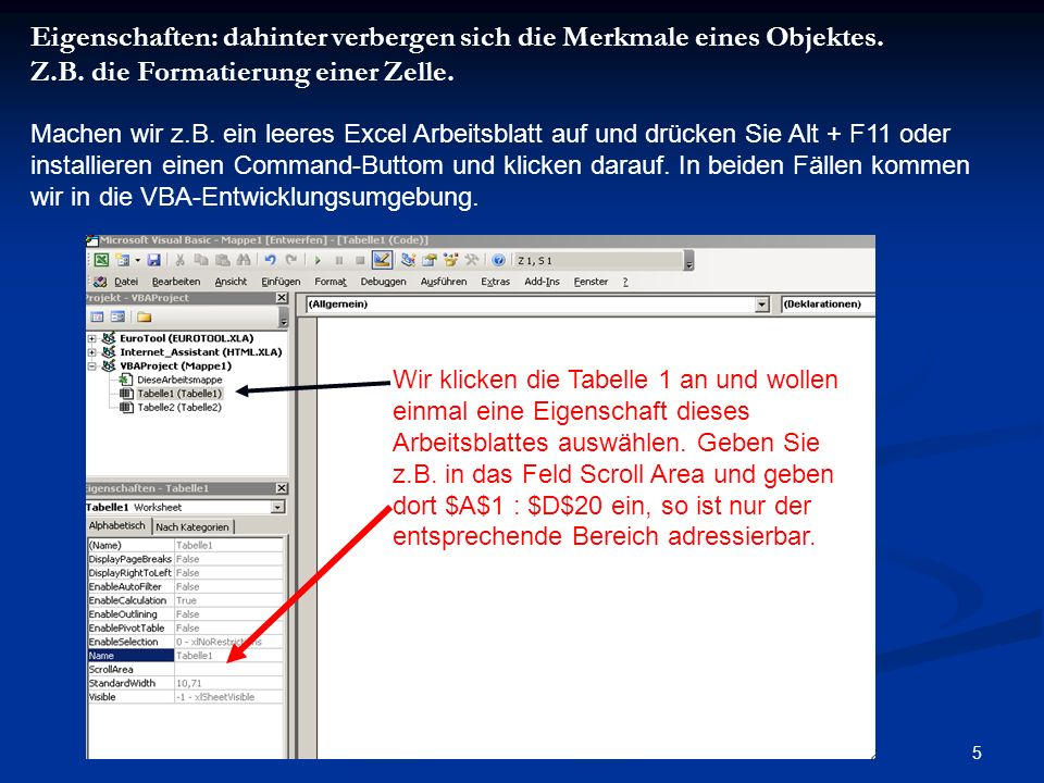 Excel Arbeitsblatt Name Aus Einer Zelle Holen : Teil vba visual basic for applications von