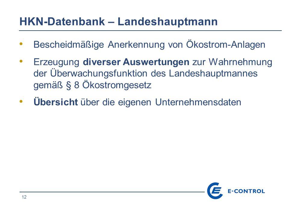 HKN-Datenbank – Landeshauptmann