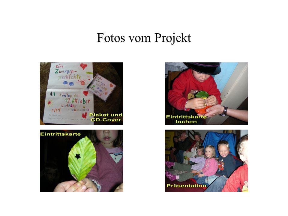 Fotos vom Projekt