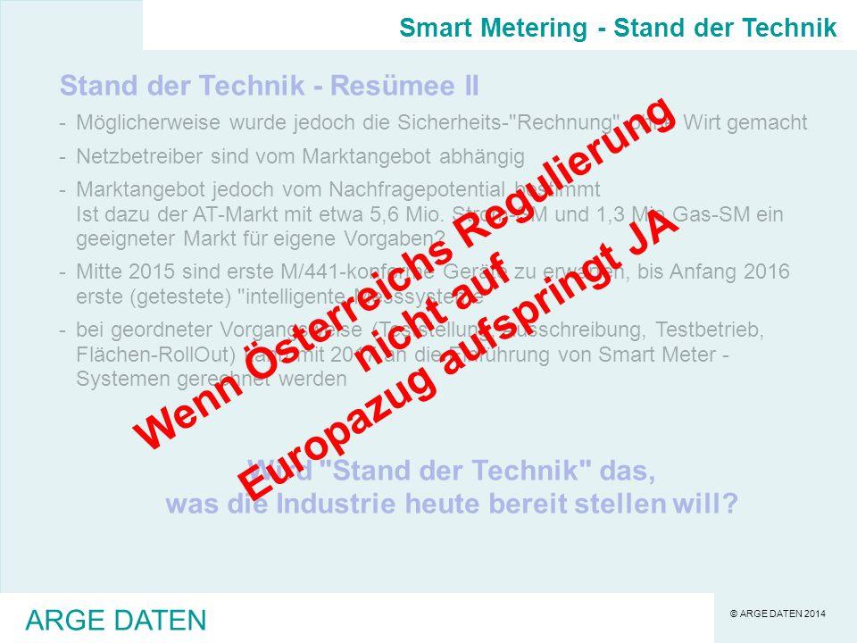 Wenn Österreichs Regulierung nicht auf Europazug aufspringt JA