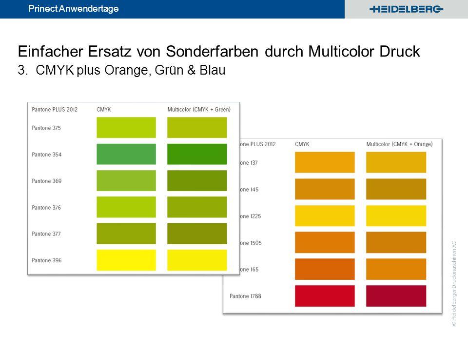 Einfacher Ersatz von Sonderfarben durch Multicolor Druck 3