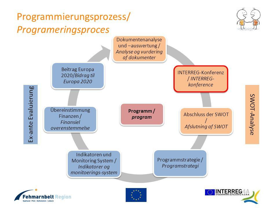 Programmierungsprozess/ Programeringsproces
