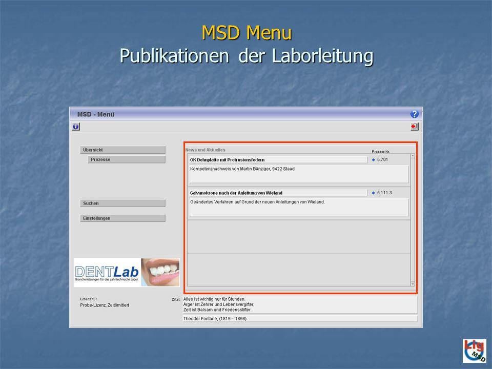 MSD Menu Publikationen der Laborleitung