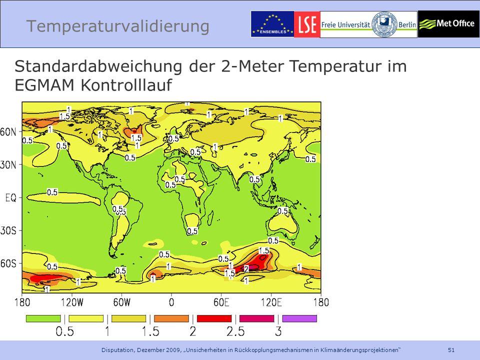 Temperaturvalidierung