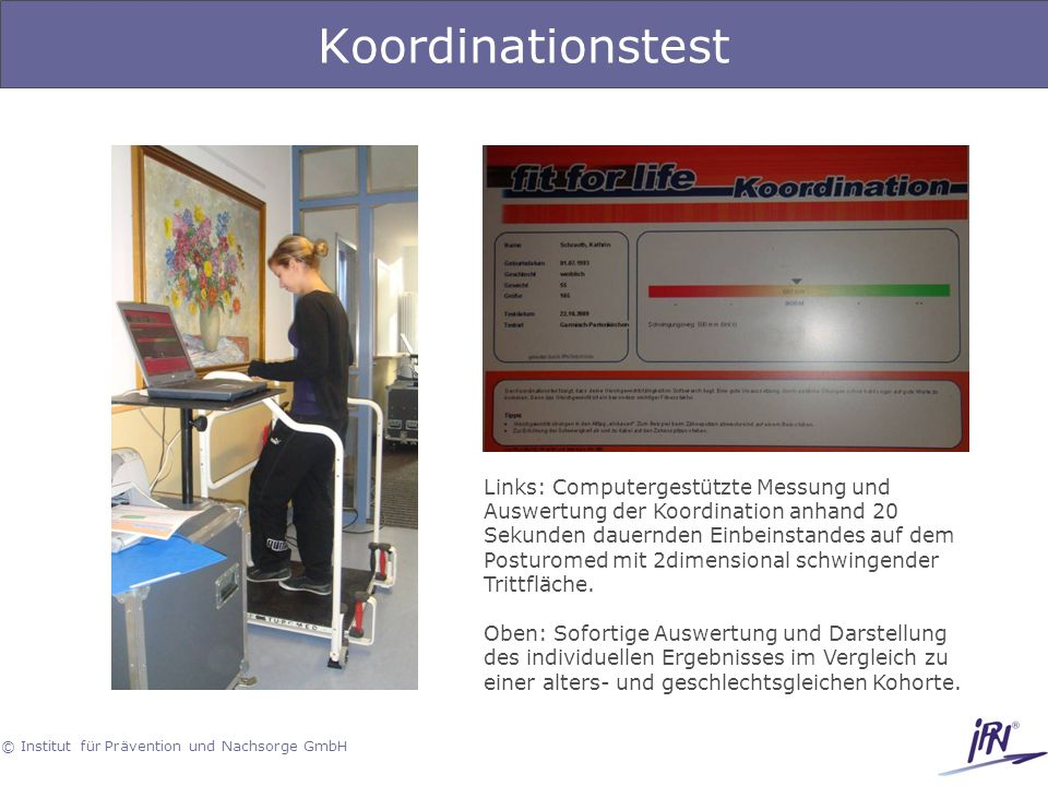 Koordinationstest
