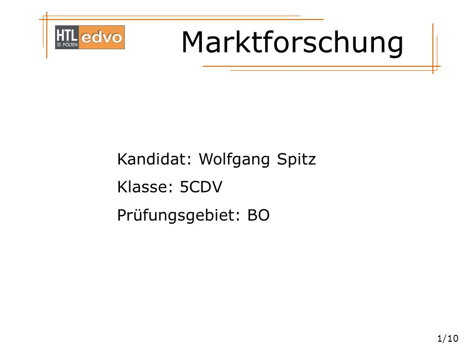 Kandidat: Wolfgang Spitz
