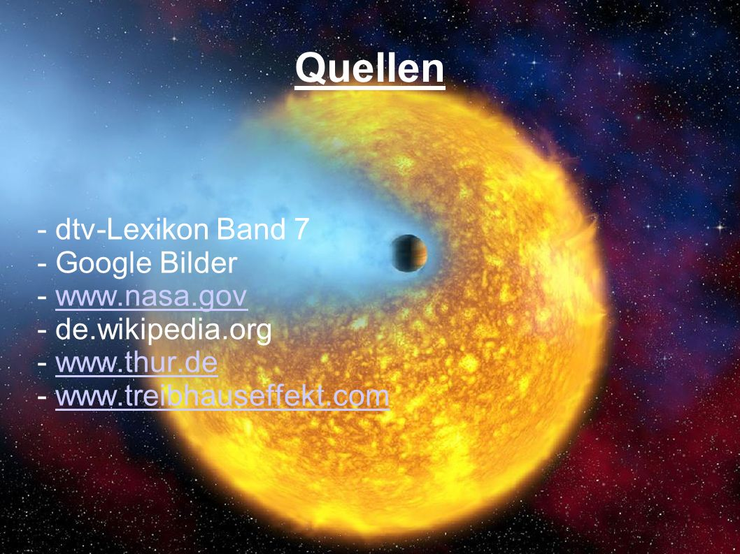 Quellen - dtv-Lexikon Band 7 - Google Bilder - www.nasa.gov