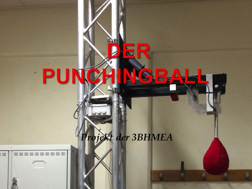Der Punchingball Projekt der 3BHMEA