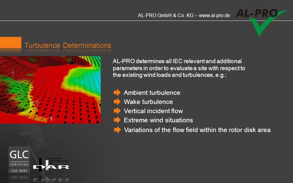Turbulence Determinations