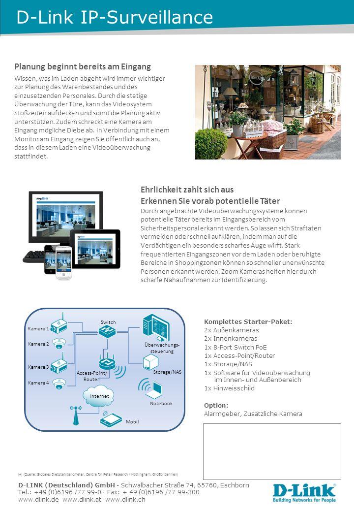 D-Link IP-Surveillance