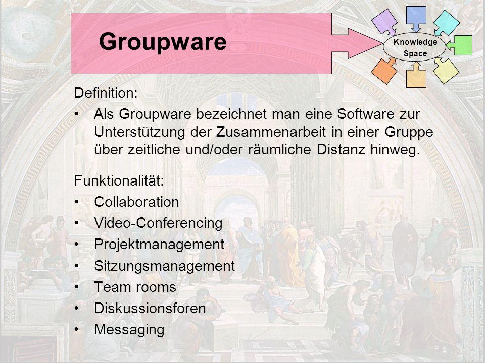 Groupware Definition: